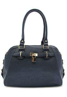 Color Me Beautiful - Sized for convenience and style, this shoulder bag is a upscale fashion accessory.