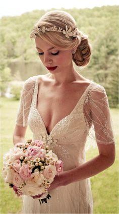 Vintage Wedding Dresses (84)
