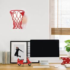Seinävalaisin BasketballKorkeus 37cmlev. 30cmUlkonema 32cm1x E27 / max 20W led Mantra, Led, Home Decor, Ideas, Kids House, Flush Mount Lighting, Wall Sconces, Youth Rooms, Ceiling Light Fixtures