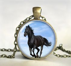 Hey, I found this really awesome Etsy listing at https://www.etsy.com/listing/175934344/horse-necklacehorse-pendanthorse