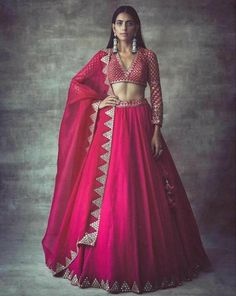 Hot pink pure raw silk lehenga bridal lehenga Hand work lehenga Upon order confirmation, we will send you a measurement chart/ Form which you will need to fill in inches ,so that it can made to your size Indian Lehenga, Raw Silk Lehenga, Pink Lehenga, Bridal Lehenga Choli, Lehenga Dupatta, Wedding Lehnga, Pakistani Bridal, Sarees, Dress Indian Style