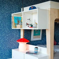 Brooklyn based design company known for our modern range of nursery furniture, stylish kids knitwear, and organic layette. Bunk Bed Shelf, House Bunk Bed, Bed Shelves, Bunk Beds With Stairs, Shelving, Modern Bunk Beds, Twin Bunk Beds, Kids Bunk Beds, Small Furniture