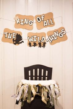 Where the Wild Things Are: First Birthday Party Wo die wilden Kerle wohnen: Erste Geburtstagsfeier Boys First Birthday Party Ideas, Wild One Birthday Party, First Birthday Decorations, Birthday Themes For Boys, Baby Boy First Birthday, Boy Birthday Parties, Birthday Gifts, Birthday Cake, Birthday Quotes