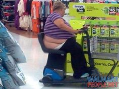 Funny People Of Walmart - Pic 20