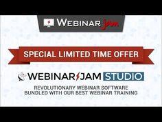 WebinarJam - Powerful Webinar Hosting Software