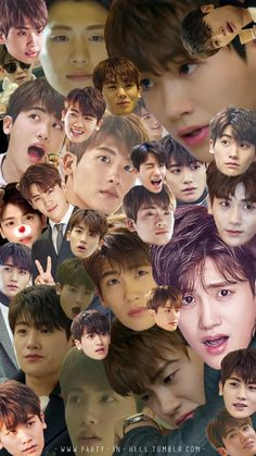 """Phone Wallpapers - Strong Woman Do Bong Soon "" Requested by and (I'll tag you in every face collage I do, sang). Park Hyungsik Lockscreen, Park Hyungsik Wallpaper, Park Hyung Sik Hwarang, Park Hyung Shik, Korean Drama Funny, Korean Drama Movies, Korean Dramas, Strong Girls, Strong Women"