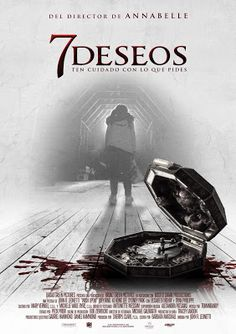 CINEMA unickShak: 7 DESEOS - cinemas MÉXICO Estreno: 14 de Julio 2017