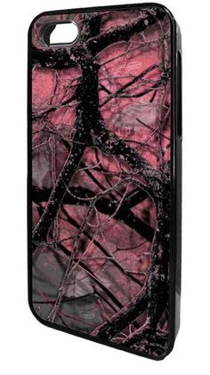 Back Woods Pink Camo - Apple iPhone 5 Case