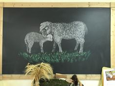 Grade 3, Third Grade, Chalkboard Drawings, Chalk Board, Moose Art, Palette, Classroom, First Grade, Class Room