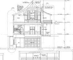 Architecture Blueprints Art finding home – mcalpine tankersley architecture » drawing to a
