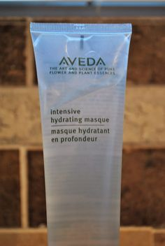 Aveda Intensive Hydrating Masque makes my skin so soft.
