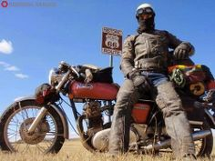 Route 66 Rider