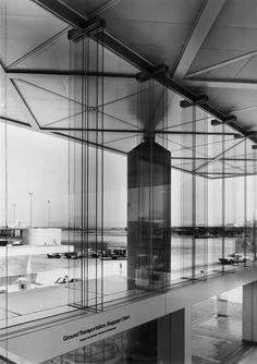 I.M. Pei's JFK in Terminal Trouble - The Architect's Newspaper