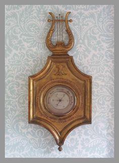 Swedish barometer