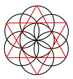 The Flower of Life a.k.a - The Genesis Pattern