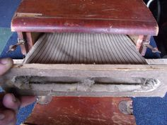 Old Sweeper & Vacuum