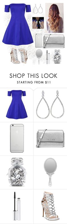 """New year's eve party"" by paraskevi1911 ❤ liked on Polyvore featuring Kendall + Kylie, Native Union, Michael Kors, Victoria's Secret, Zelens and Steve Madden"