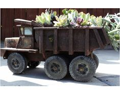 wish I had an old toy truck!