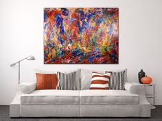 Buy Polychromatic Terrain, Acrylic painting by Nestor Toro on Artfinder. Discover thousands of other original paintings, prints, sculptures and photography from independent artists.