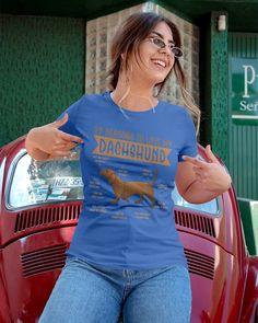 10 Reasons To Love Dachshund Best Dog - Royal Blue dachshund quotes, dachshund halloween costumes, funny dachshunds #dachshundsofinsgagram #dachshundsdownunder #dachshundshop, dried orange slices, yule decorations, scandinavian christmas Army Mom Shirts, Family Shirts, T Shirts For Women, Deer Shirt, Nurse Love, Thing 1, Mothers Day Shirts, Mama Shirt, Pink Camo