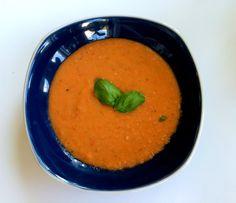 Lär dig laga den perfekta Gazpachon #veckansrecept  http://www.senses.se/gazpacho-perfekta-sommarreceptet/