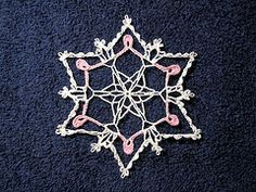Ravelry: October 5 Snowflake pattern by Deborah Atkinson