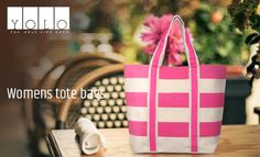 Exclusive fashion tote bag for women's from YOLO