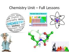 New Item - Entire Grade 10 Chemistry Unit - Full Lessons -- 13 Power Points, 205 Slides