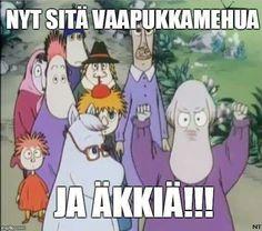 Vainmuumijutut Funny Memes, Jokes, Some Fun, Funny Photos, Finland, I Laughed, Fairy Tales, Family Guy, Lol