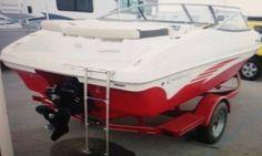 En venta de Ocasión CARAVELLE 182 BOWRIDER 2012 NEW-3 hrs. Mercruiser