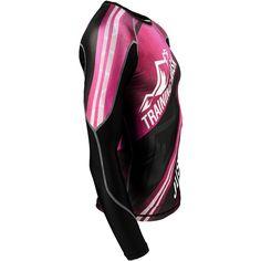 Elevation Training Mask - Just Breathe® Pink Long Sleeve Compression Shirt, $24.99 (http://www.trainingmask.com/just-breathe-pink-long-sleeve-compression-shirt/)