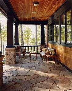 Cottage Porch - Found on Zillow Digs