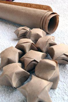 Paper Stars Eco Paper Fine Craft Paper Confetti