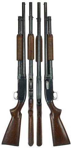 Weapons Guns, Guns And Ammo, Shotguns, Firearms, Combat Shotgun, Gun Vault, Long Rifle, Medieval Weapons, Custom Guns
