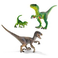 Schleich Dinosaurier Spielset Dinoset mit Höhle | Dino