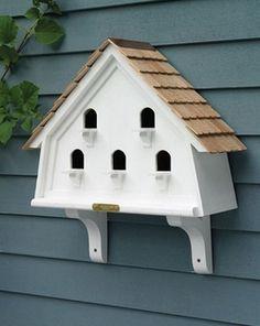 41414 Lazy Hill Farm Designs Flat Bird House
