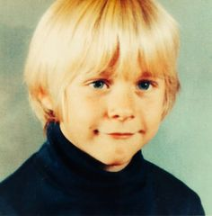 Pictures of Kurt Cobain's Family and His Childhood (1)
