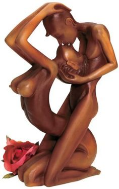 10.5 Passionate Nude Statue Sculpture Marriage Wedding Gift [Kitchen]  Price : $39.85 http://www.xoticbrands.net/Passionate-Sculpture-Marriage-Wedding-Kitchen/dp/B004V06YZ0
