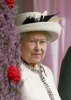 Queen Elizabeth II during the Braemar Highland Games on 06.09.2014 in Braemar, Scotland.