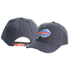 Buffalo Bills Classic Adjustable Baseball Hat - Navy by NFL. $17.95. Officially licensed. One size fits most ages 13+. Makes a great gift item!. Show off your team spirit with this officially licensed adjustable baseball hat. One size fits most ages 13+. Makes a great self purchase or gift item. This item is fulfilled by Amazon.