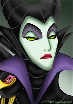 Maleficent: THE scariest Disney villain Evil Disney, Disney Love, Disney Magic, Disney Art, Disney Pixar, Sleeping Beauty 1959, Sleeping Beauty Maleficent, Disney Sleeping Beauty, Disney Maleficent