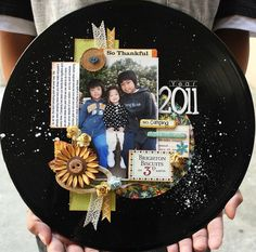 A Project by i1ss6y from our Scrapbooking Altered Projects Galleries originally submitted 10/07/11 at 12:31 PM