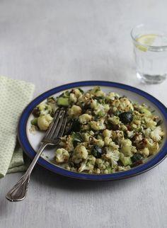 Buckwheat Cauliflower Salad   Natural Kitchen Adventures