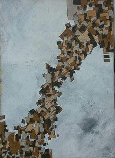 Titel: Kommunikation  MixedMedia on canvas  50/70 cm www.stevenkrogmann.com   #art #kunst #artist #gallery #galerie #abstract #investment #artwork #artist #writer #graffiti #contemporary #colorful #mixedmedia #modern