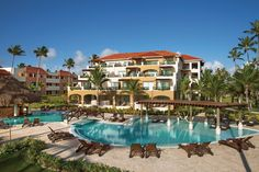 Now Larimar Punta Cana resort in the Dominican Republic