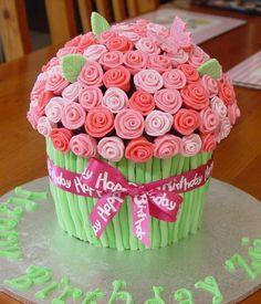 pink dessert-yumm!