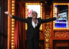 Billy Porter.  Love this! 'Kinky Boots' wins big at 2013 Tony Awards - The Washington Post