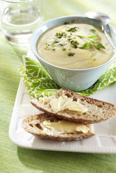 Soup Recipes, Cooking Recipes, Healthy Recipes, Feta, Food Porn, Sweet And Salty, Soup And Salad, Food Inspiration, Food And Drink