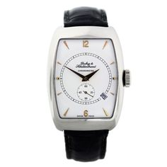 Dubey & Schaldenbrand Stainless Steel Aerodyn Chronometre Watch