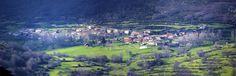 POLENTINOS.- Según el Instituto Geográfico Nacional, se trata de uno de los municipios más altos de España (1245 metros).  © Orígenes